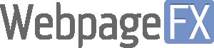 webpagefx company grey logo